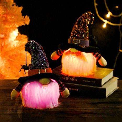 Halloween gesichtsloser Spinnenzwerg Ornamente Großhandel Nihaojewelry NHGAL411238's discount tags