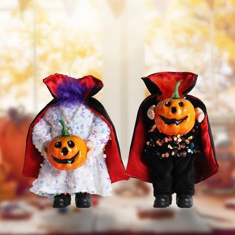 Halloween Headless Pumpkin Doll Decoration Wholesale Nihaojewelry NHGAL411447's discount tags