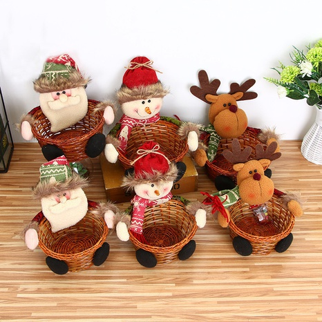 Christmas fruit basket decorations wholesale Nihaojewelry  NHGAL411452's discount tags
