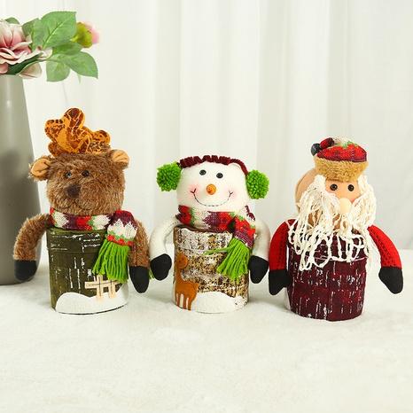 Christmas Eve Santa Snowman Deer Candy Box Wholesale Nihaojewelry  NHGAL411453's discount tags