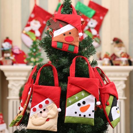Bolsa de regalo de Navidad no tejida al por mayor Nihaojewelry NHGAL411460's discount tags