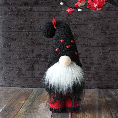 Halloween Beetle Faceless Doll Decoration Wholesale Nihaojewelry NHGAL411461's discount tags