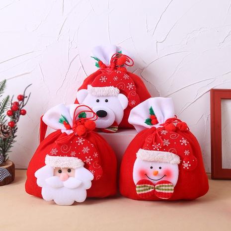 Muñeca de tela linda Bolsa de dulces de Navidad al por mayor Nihaojewelry NHGAL411476's discount tags