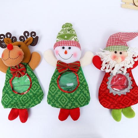 Cartoon Doll Christmas Gift Bag Wholesale Nihaojewelry  NHGAL411486's discount tags