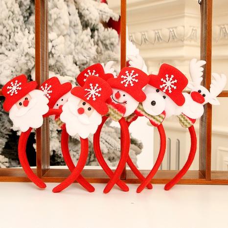 Christmas LED lamp double headband wholesale Nihaojewelry NHGAL413202's discount tags