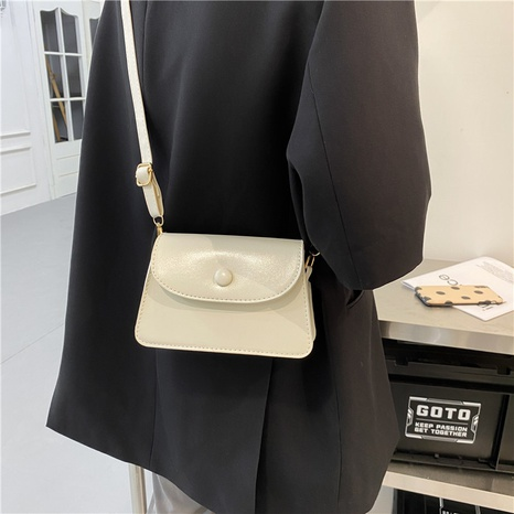 korean new fashionable messenger one-shoulder small square bag wholesale nihaojewelry NHUA397447's discount tags