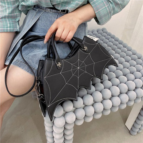 new fashion creative spoof bat messenger bag wholesale nihaojewelry NHLH397679's discount tags