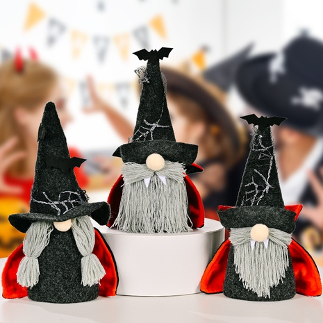 wholesale new Halloween decoration vampire Rudolph doll ornaments Nihaojewelry  NHHB399479's discount tags