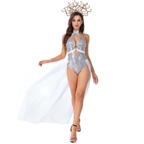 sexy mitología griega de pelo de serpiente tres hermanas vestido de cosplay al por mayor nihaojewelry NHFE415669's discount tags