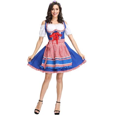 New German Oktoberfest carnival costumes wholesale Nihaojewelry  NHFE422126's discount tags