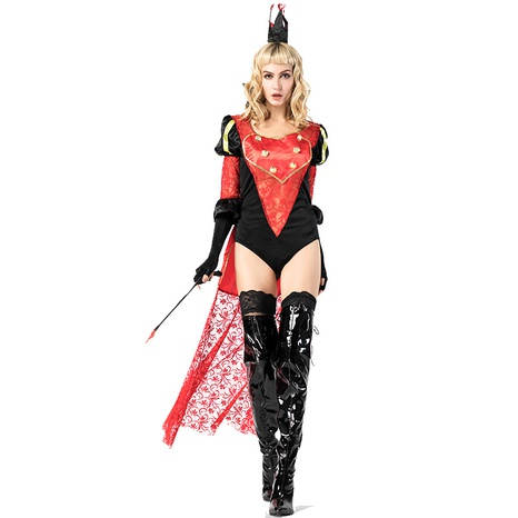 Halloween new circus role-playing stage costume wholesale Nihaojewelry  NHFE422137's discount tags