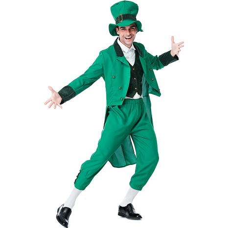Halloween St. Patrick's Day Irish Fairy Suit Wholesale Nihaojewelry  NHFE422141's discount tags