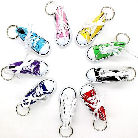 Porte-clés pendentif chaussures en toile créative en gros Nihaojewelry NHYOU422319's discount tags