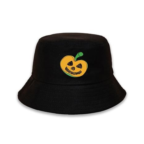 Halloween schwarzer Kürbis Fischerhut Großhandel Nihaojewelry NHTQ422476's discount tags