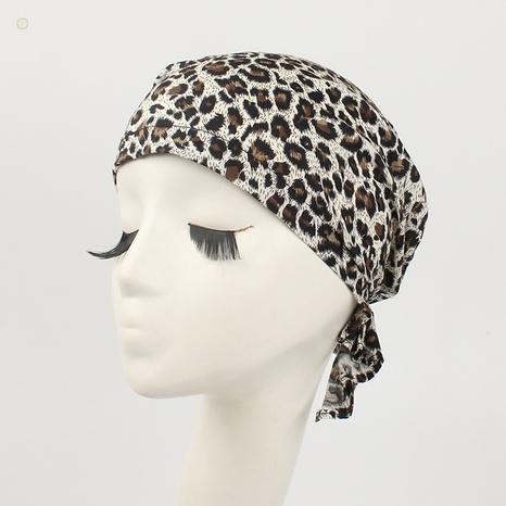 Mode Leopardenmuster Piratenhut Großhandel Nihaojewelry NHXO422480's discount tags