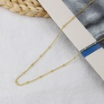 NHBP2016420--2-Copper-gold-plated-bead-chain