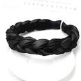 NHOF2020004-Black-sponge-twist-headband