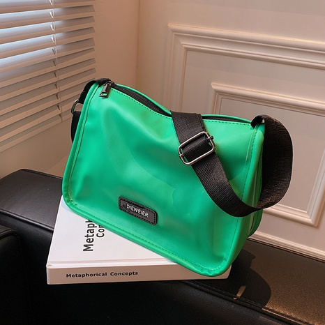 new geometric letter messenger bag wholesale Nihaojewelry  NHGN423094's discount tags