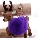NHDI2025656-Dark-purple-Golden-chain-buckle