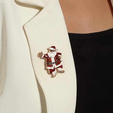 Broche de Navidad Papá Noel al por mayor Nihaojewelry NHKQ424634's discount tags