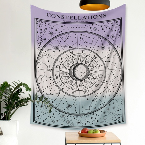 vintage geometric pattern tapestry wall decoration background cloth wholesale nihaojewelry NHZAJ425137's discount tags