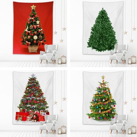 Bohemian Christmas Tree Printing Room Decoration Hanging Cloth Wholesale Nihaojewelry  NHZAJ425168's discount tags