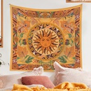 Bohemian style psychedelic mushroom pattern tapestry wholesale nihaojewelry  NHQYE425185