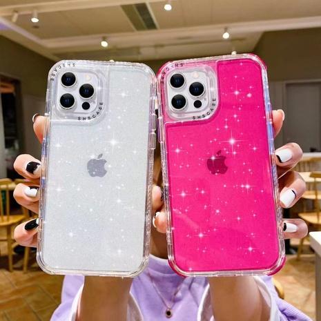 Coque iPhone dream glitter pour téléphone portable en gros Nihaojewelry NHKAT425679's discount tags