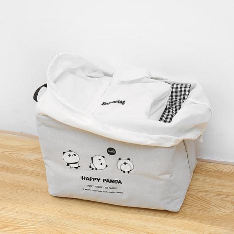 Cartoon-Druck staubdichte Klassifizierung Polyester-Baumwoll-Schubladen-Aufbewahrungsboxen Großhandel Nihaojewelry NHQMH426130's discount tags