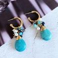 NHOM2069234-Water-drop-turquoise-silver-needle-ear