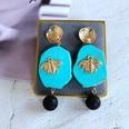 NHOM2069236-Turquoise-Silver-Needle-Stud-Earrings-