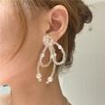 NHYQ2077875-Pearl-bow-earrings-single