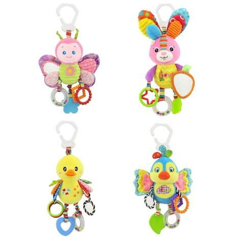 Cartoon Biene Puppe Anhänger Rassel Babybett hängen Großhandel nihaojewelry NHBEI427502's discount tags