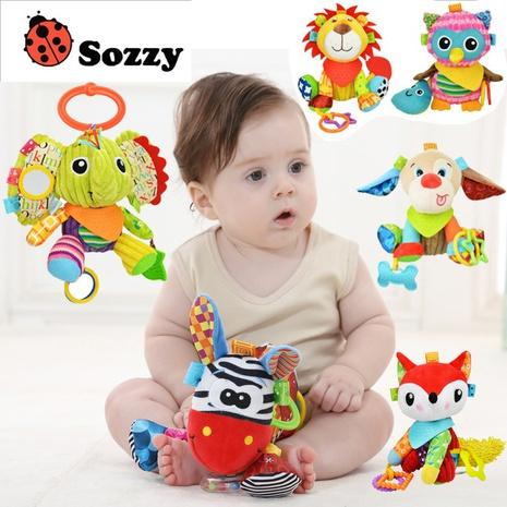 Babytierkomfortspielzeug Auto hängendes Bett hängende Puppe Großhandel Nihaojewelry NHBEI427504's discount tags