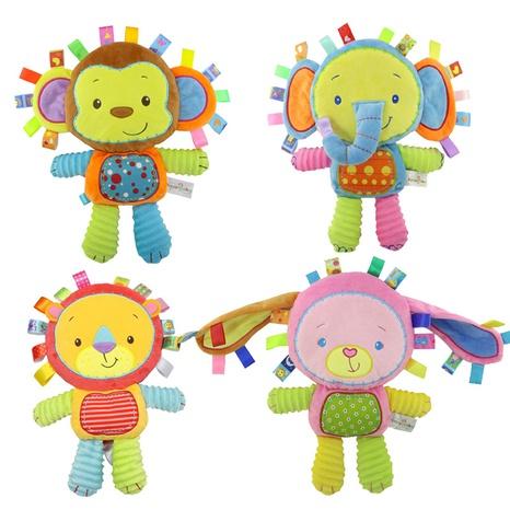 niedlicher Affe Plüsch Rassel Puppe Spielzeug Großhandel Nihaojewelry NHBEI427508's discount tags