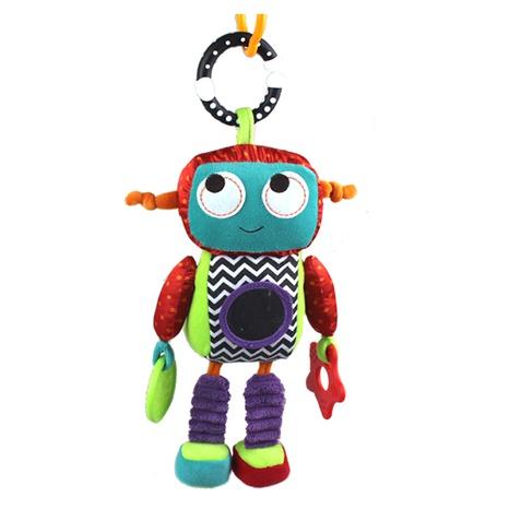 Cartoon Kontrastfarbe Roboterbett hängenden Großhandel Nihaojewelry NHBEI427512's discount tags