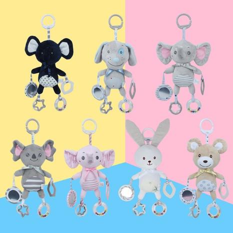 cama de animales de dibujos animados colgando con espejo de seguridad juguete al por mayor Nihaojewelry NHBEI427530's discount tags