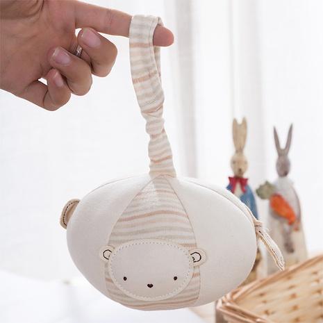 Baby Bio-Baumwolle Tier Hüpfball Spielzeug Großhandel Nihaojewelry NHBEI427540's discount tags