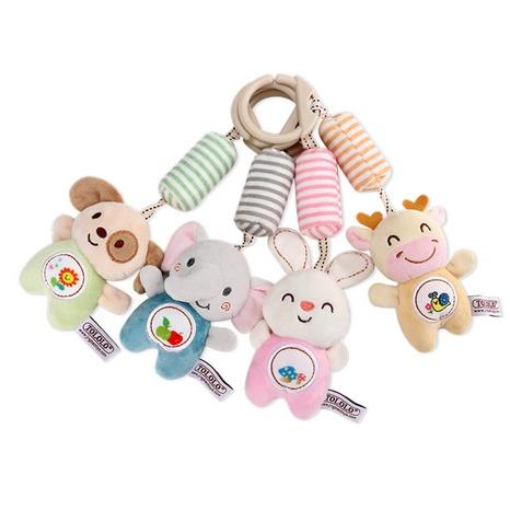 Cartoon Tier Kinderwagen Bett Anhänger Großhandel Nihaojewelry NHBEI427558's discount tags