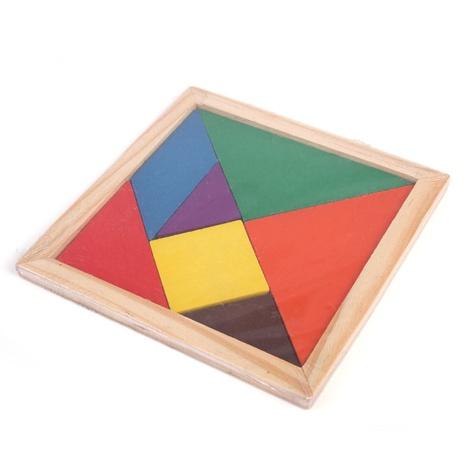 Los juguetes de madera del rompecabezas del color venden al por mayor Nihaojewelry NHSCA427607's discount tags