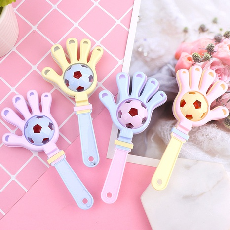 Baby Puzzle Rassel Clap Hand Palm Clap Großhandel Nihaojewelry NHSCA427626's discount tags