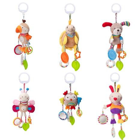 dibujos animados animal bebé juguete cama de felpa colgando al por mayor Nihaojewelry NHBEI427739's discount tags