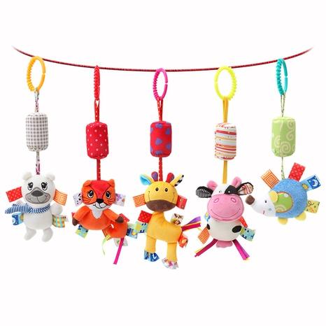 Cartoon-Tier-Kinderwagen-Anhänger-Säuglings-Plüschspielzeug Großhandel Nihaojewelry NHBEI427744's discount tags