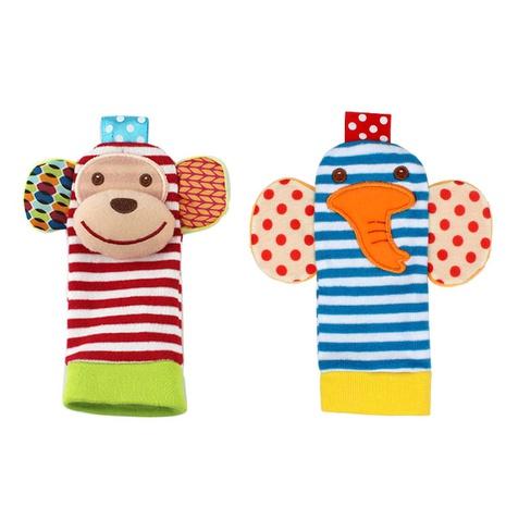 campana de muñeca de bebé elefante mono de dibujos animados al por mayor Nihaojewelry NHBEI427548's discount tags