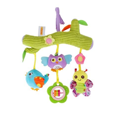 Cuna de juguete animal de felpa de dibujos animados que cuelga al por mayor nihaojewelry NHBEI427738's discount tags