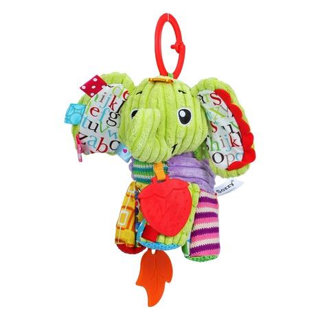 niedliche Giraffe Musik Glocke Baby Plüschtiere Großhandel Nihaojewelry NHBEI427517's discount tags