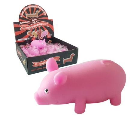 Juguete de descompresión de simulación de plátano pelado de cerdo pellizcando creativo al por mayor nihaojewelry NHSCA427605's discount tags