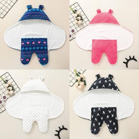cute printed newborn swaddling sleeping bag wholesale Nihaojewelry NHSSF428722's discount tags