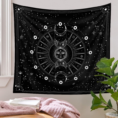 bohemian Tarot tapestry background wall decoration wholesale Nihaojewelry  NHQYE430107's discount tags