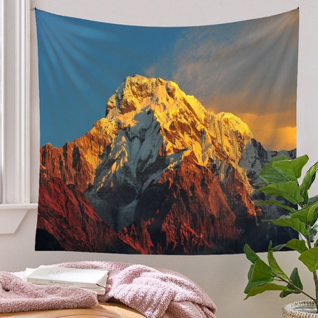 Fashion View Printing Room Decoration Wall Cloth Wholesale Nihaojewelry NHQYE430122's discount tags